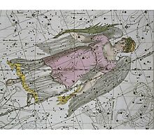 Virgo, from A Celestial Atlas Photographic Print