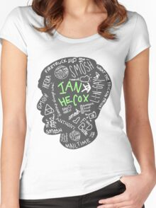 Ian Hecox Women's Fitted Scoop T-Shirt