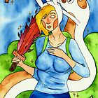 Fionna and Cake! by Jazmine Phillips