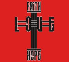 faith hope love by krassrocks