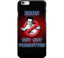 Egon, but not Forgotten iPhone Case/Skin
