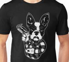 French Bulldog Gangster Unisex T-Shirt
