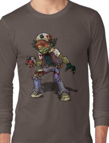 Zombie Ash (Pokemon) Long Sleeve T-Shirt