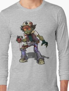 Zombie Ash (Pokemon) Long Sleeve T-Shirt