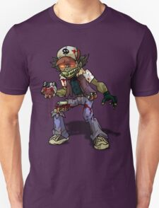 Zombie Ash (Pokemon) T-Shirt