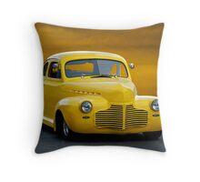 1941 Chevrolet Coupe Throw Pillow