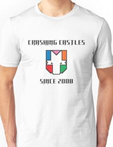 Crashers Head Unisex T-Shirt