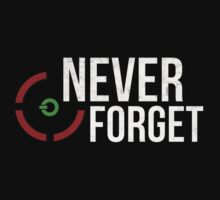 Never Forget. by Bocaci