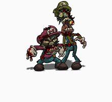 Zombie Mario & Luigi Unisex T-Shirt