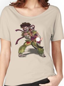 Zombie Ryu (Street Fighter) Women's Relaxed Fit T-Shirt