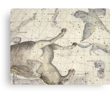 Constellation of Pegasus Canvas Print