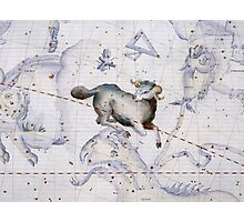 Constellation of Aries Photographic Print