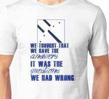 u2 eleven o'clock Unisex T-Shirt