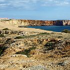 South-West Algarve Coast by Janone