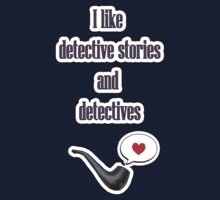 I like detectives by thescudders