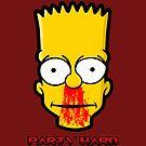 Party Hard (Print Version) by Rodrigo Marckezini