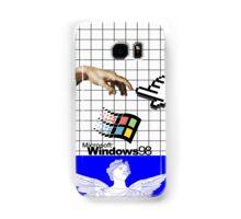 WINDOWS 98 VAPORWAVE CASE Samsung Galaxy Case/Skin