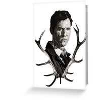 True Detective, TSHIRT  Greeting Card