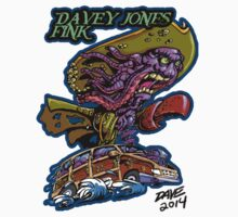 Davey Jones Fink by biomek