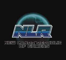 New Lunar Republic Of Gamers t-shirt by Tyler  Graaf