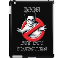 Egon, but not Forgotten iPad Case/Skin