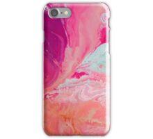 Sea Circus Print iPhone Case/Skin