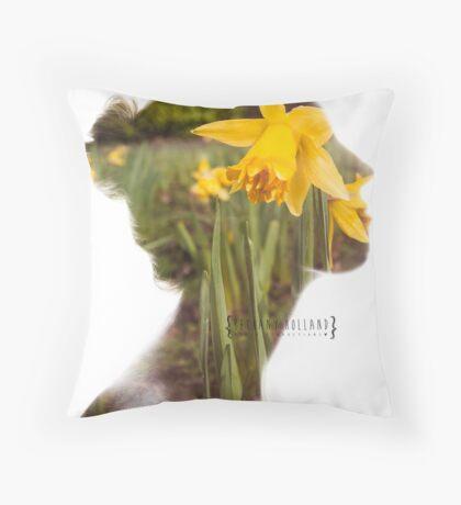 137/365 Throw Pillow