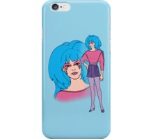 Jem and The Holograms - Aja #1 Blue - Tablet & Phone Cases iPhone Case/Skin