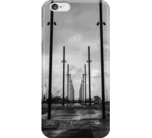 Belfast docks, The birthplace of the Titanic iPhone Case/Skin