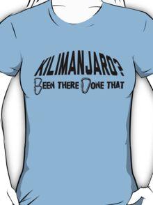 Kilimanjaro Mountain Climber T-Shirt