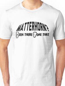 Matterhorn Mountain Climber Unisex T-Shirt