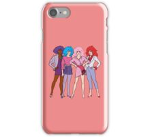 Jem and The Holograms - Group #1 Red - Tablet & Phone Cases iPhone Case/Skin