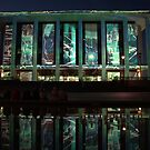 National Librbary of Australia - Night Figures by Melanie Roberts
