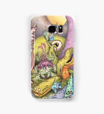 Low Life - The Whole Hole - Beasts of Stan's Rug Samsung Galaxy Case/Skin