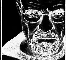 Walter White, Breaking Bad by Colin Bradley