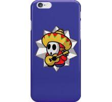eLPaxi Paper Mario Sombrero guy!!! iPhone Case/Skin