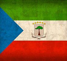 Equatorial Guinea Flag by flaglover