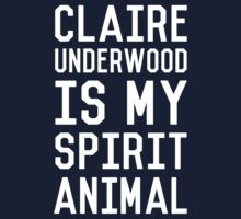 Claire Spirit- White by kellabell9