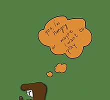 Dogs mind by ywanka