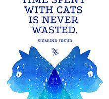 Cats Psychoanalysis by randoms