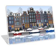 Amsterdam! Laptop Skin