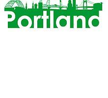 Portland  by Rachael Whitaker