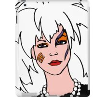 Jem and The Holograms - Roxy - Face - Tablet & Phone Cases iPad Case/Skin