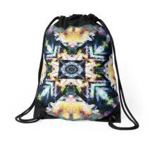 Creative Colors Abstract Drawstring Bag