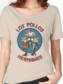 Los Pollos Hermanos Women's Relaxed Fit T-Shirt