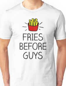fries before guys - in living color Unisex T-Shirt