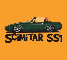 Reliant Scimitar SS1 by velocitygallery