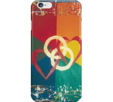 His and His Wedding Invitation iPhone Case/Skin