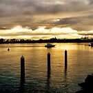 Settling in the Bay by RichCaspian