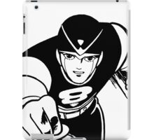 8 Man - Line Art - Large - Table & Phone Cases iPad Case/Skin